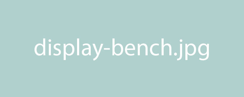 Display Bench